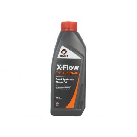 Comma X-FLOW XS 10W40 SEMI. 1L