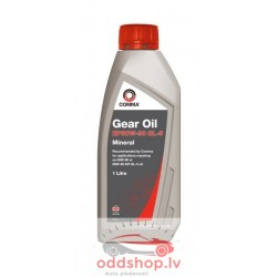 COMMA GEAR OIL EP80W90 GL5 1L