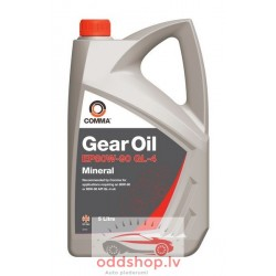 COMMA GEAR OIL EP80W90 GL4 5L