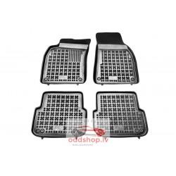 Grīdas paklāji (gumija, 4gab., krāsa melns) AUDI A6, A6 ALLROAD 05.04-08.11 kombi/sedans