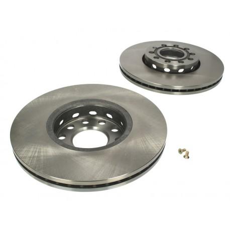 AUDI 100 82 - 91 bremžu diski aizmugures komplekts 2gab. 1.8 BOSCH