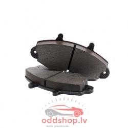 FIAT Punto 99 - 03 bremžu kluči priekšas 1.9 BOSCH ar nodiluma indikatoru