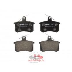Bremžu kluču komplekts Aizmugurē (Ar bremžu suporta vadīklu skrūvēm) ALFA ROMEO 164, 33 AUDI, FIAT