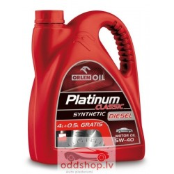ORLEN PLATINUM CL.DI.5W40 4,5L